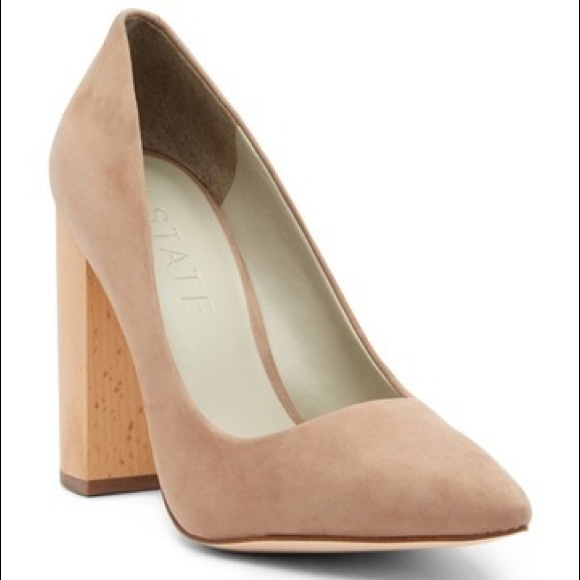 e80df3db99f55 State Shoes - 1.State Valencia Wood Block Heel